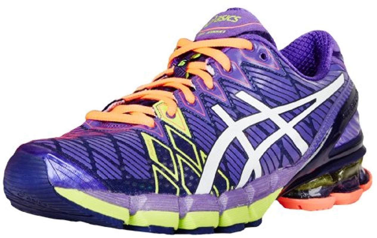 promo code 0c4e6 13940 Asics - Purple Gel-kinsei 5 Running Shoe - Lyst