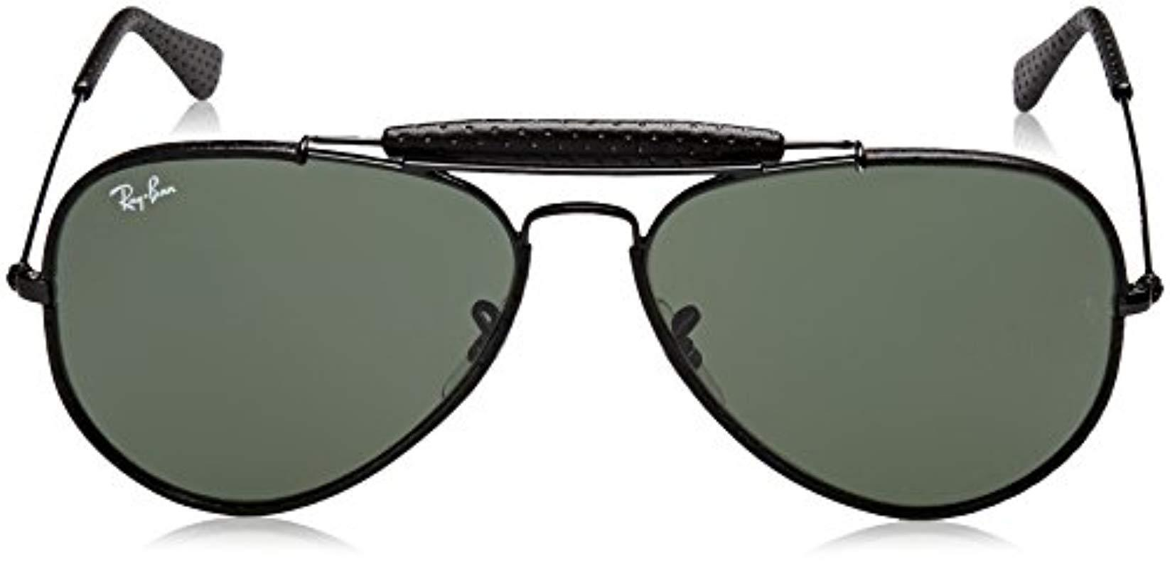 2b18ce4845 get ray ban rb3422q craft outdoorsman ii aviator years .