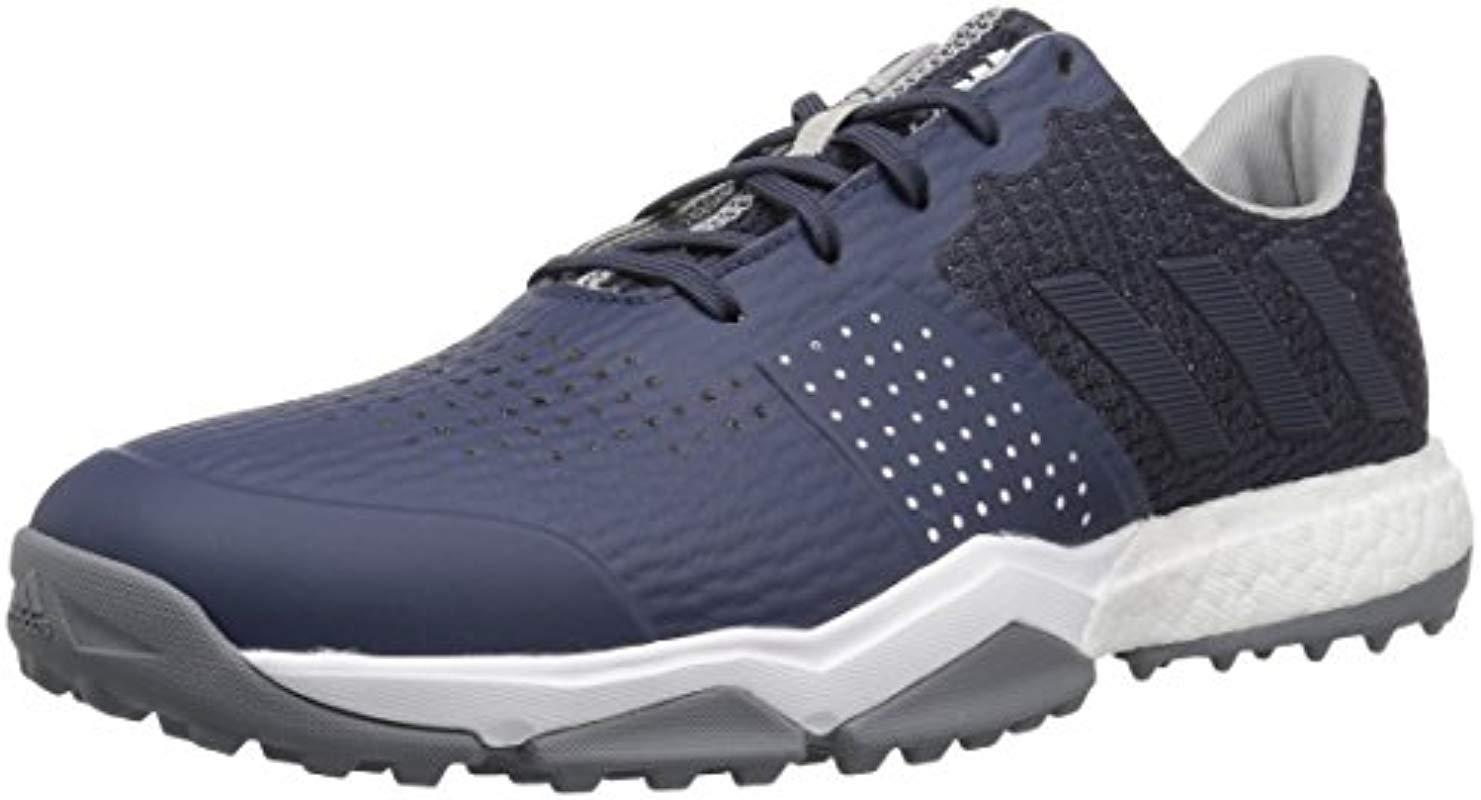 714d8a2c6e754d Lyst - adidas Adipower S Boost 3 Onix c Golf Shoe in Blue for Men ...