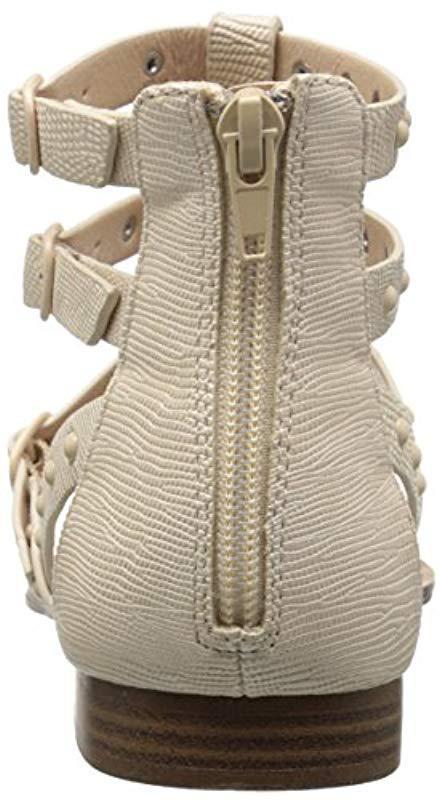 aa2b95eb7fb Lyst - Kensie Billie Gladiator Sandal in Natural