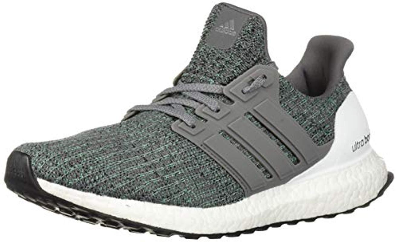 8357b7826 Lyst - adidas Ultraboost 4.0 Shoe Running in Gray for Men