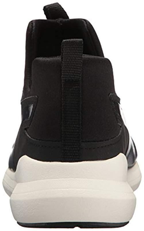 bde70a84bed7a3 PUMA - Black Rebel Mid Wns Vr Sneaker - Lyst. View fullscreen