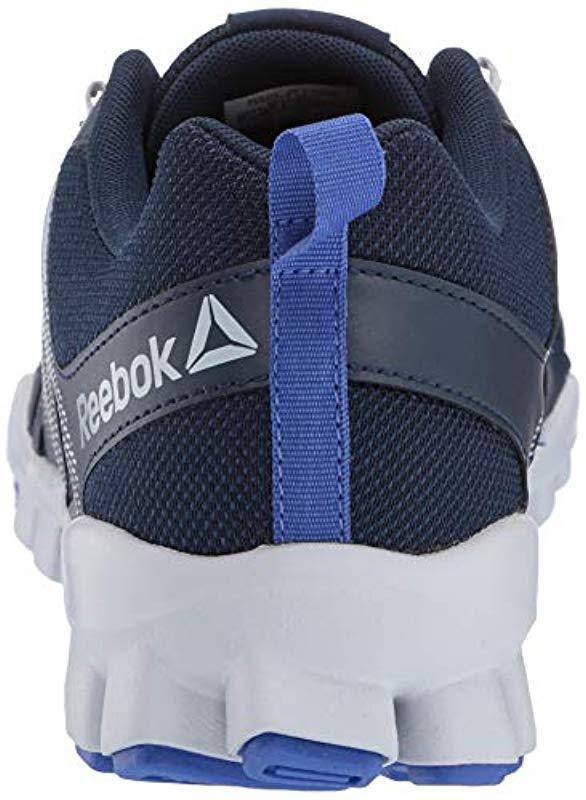Reebok - Blue Realflex Train 4.0 Running Shoe for Men - Lyst. View  fullscreen c0371b451