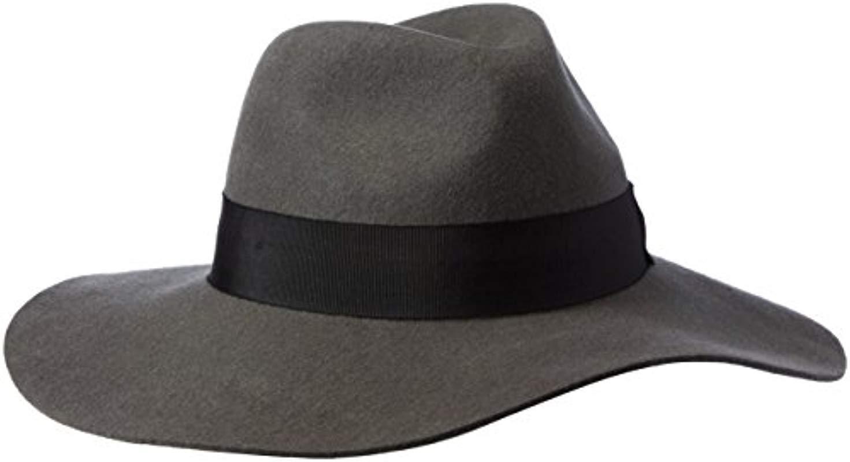 26d7e53a8b42e9 Lyst - Gottex Laurent Felt Fedora Sun Hat, Rated Upf 50+ For Max Sun ...