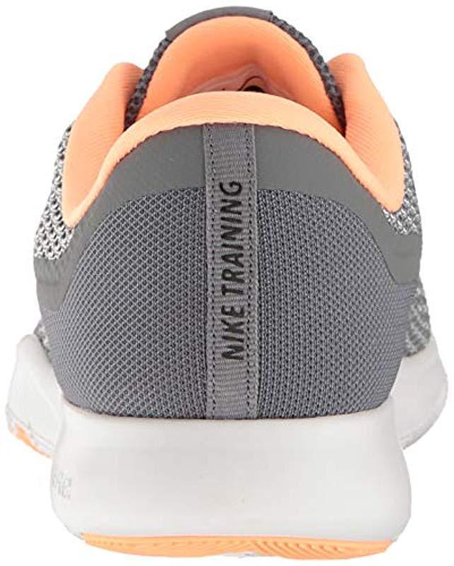 94420b5785ea Lyst - Nike Flex Trainer 7 Cross in Gray