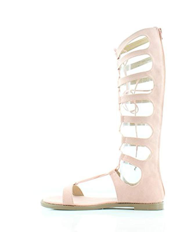 0c8355711e Lyst - Chinese Laundry Galactic Gladiator Sandal