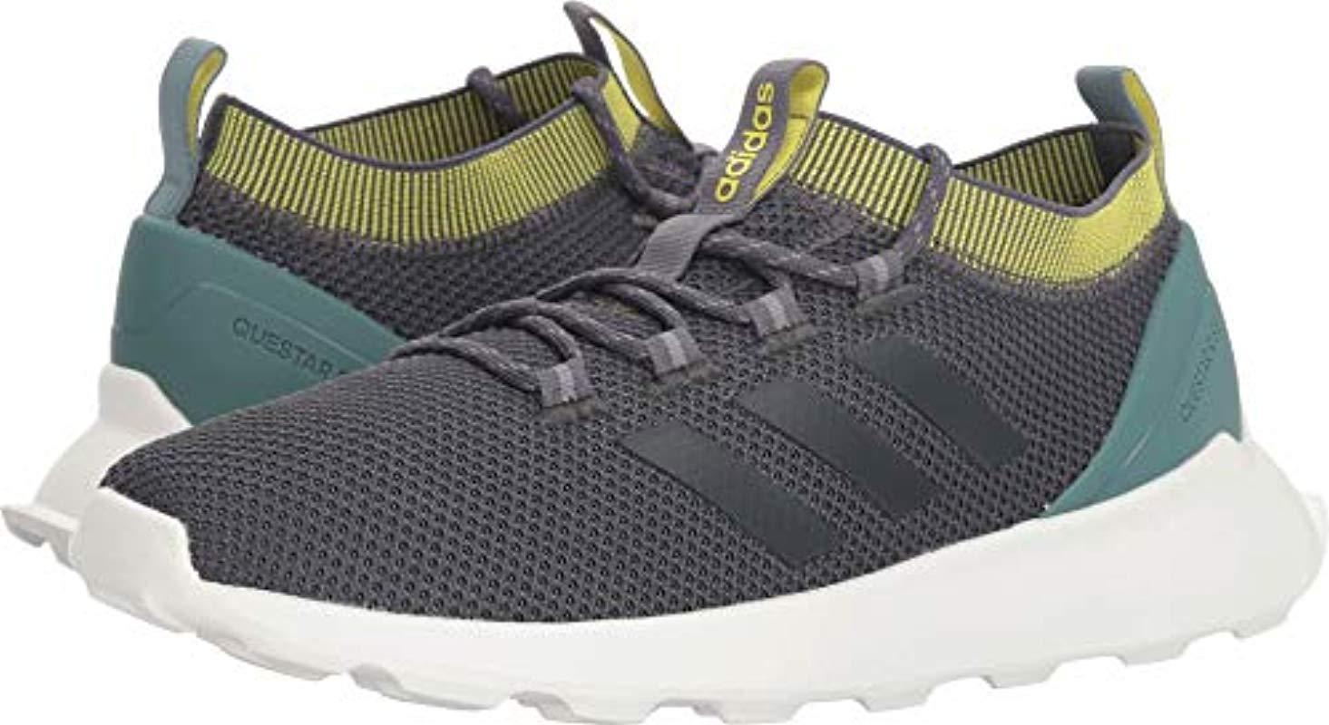 d811e53396ce9 Men's Gray Questar Rise Running Shoe, Carbon/grey, 8.5 M Us