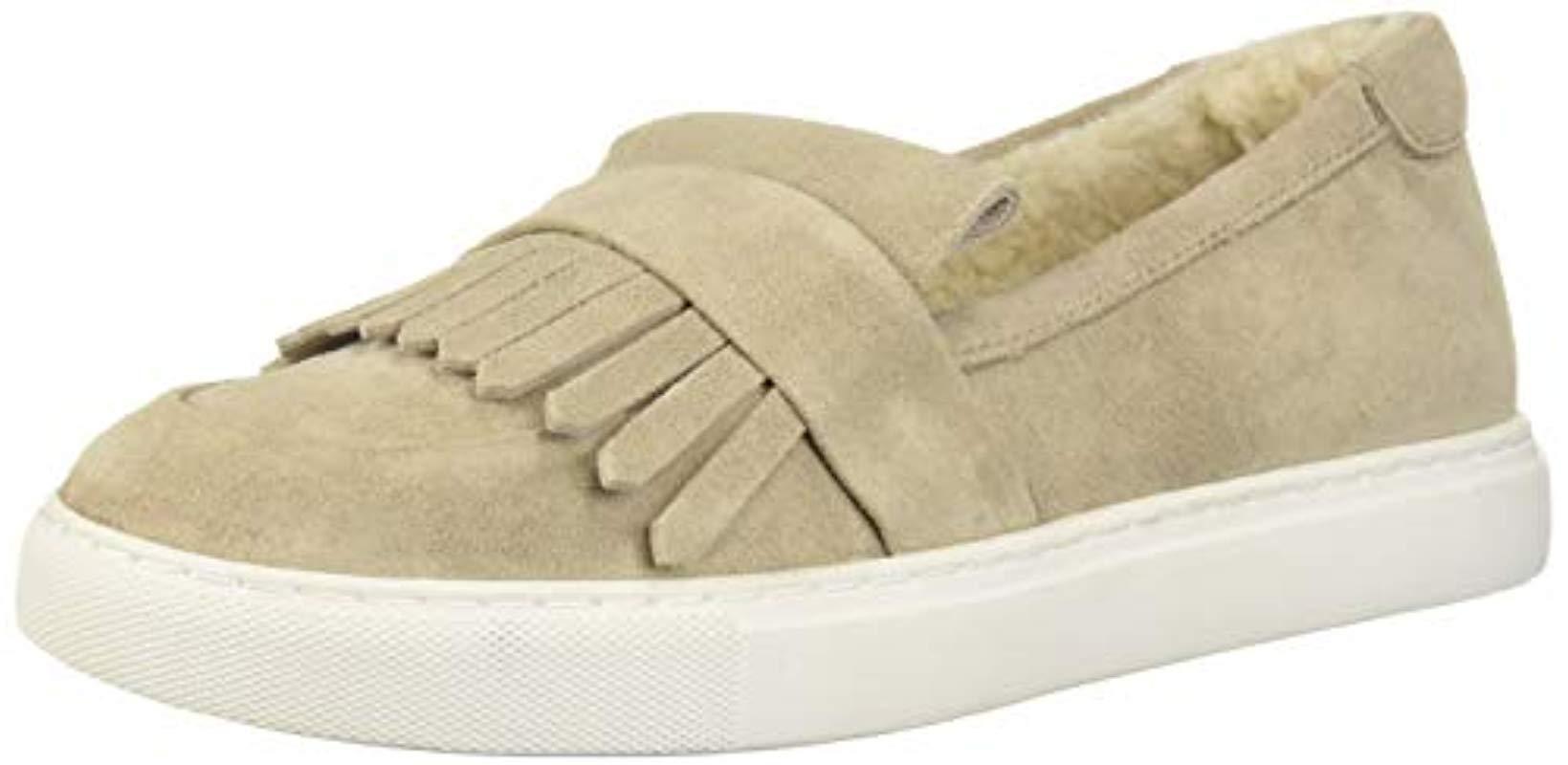 Lyst - Kenneth Cole Kobe Kilty Toe Slip On Sneaker in Natural 7c544e8f6de