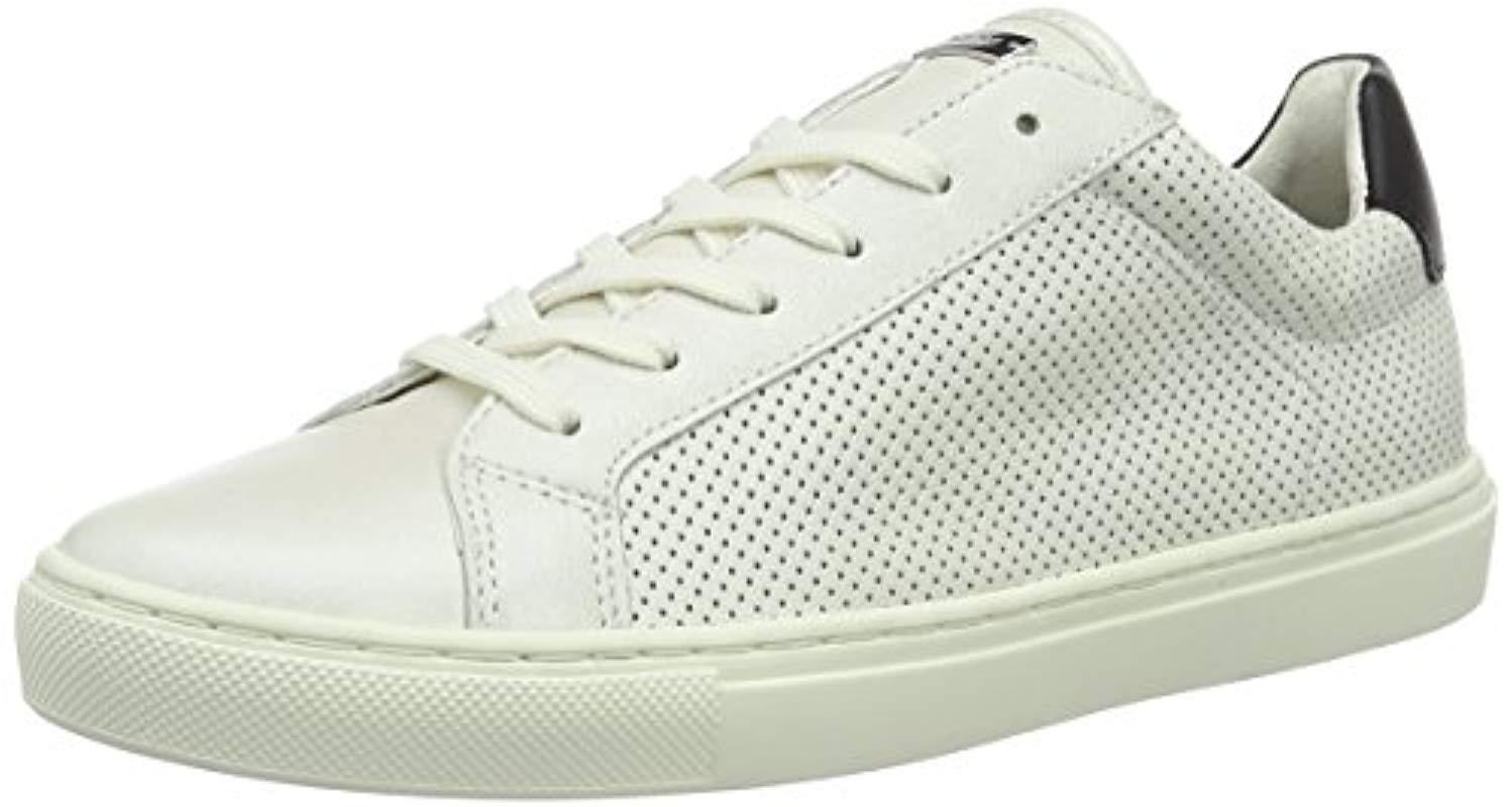52dc248d0b Lyst - Geox W Trysure 1 Fashion Sneaker in White - Save 41%