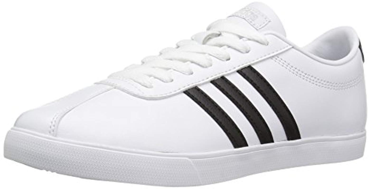 brand new 04c63 b4e63 adidas Originals. Men s Courtset Fashion Sneakers
