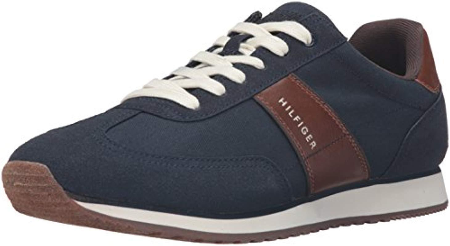 4c3cf6379134 Lyst - Tommy Hilfiger Modesto Fashion Sneaker in Blue for Men - Save 25%