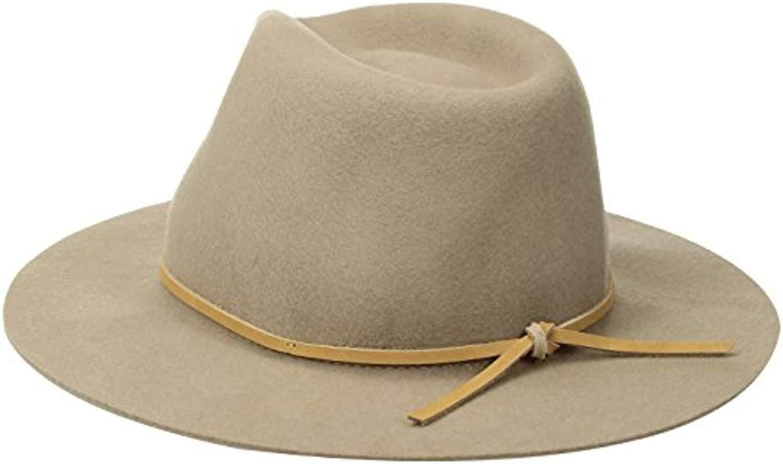 f0b832f06a7 Brixton - Multicolor Wesley Fedora Hat for Men - Lyst. View fullscreen