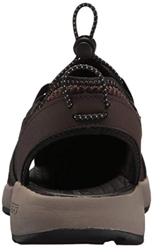 07070f8f2864 Skechers - Brown Melbo Journeyman 2 Fisherman Jesus Sandals for Men - Lyst.  View fullscreen