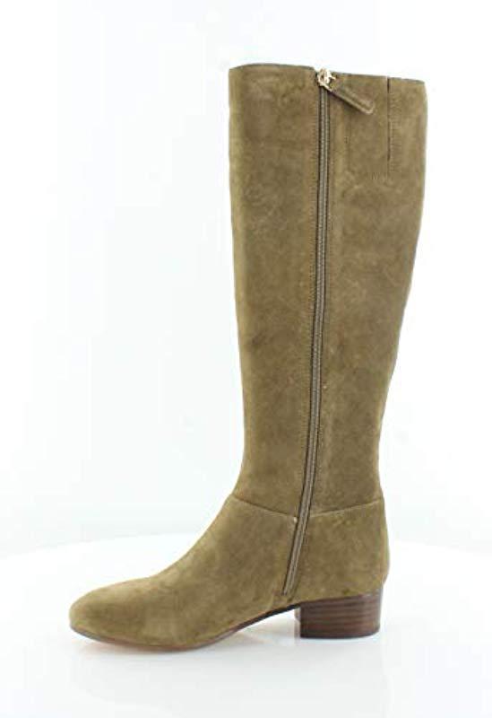 1e8944f7e04 Nine West - Multicolor Oreyan Knee High Boot - Lyst. View fullscreen