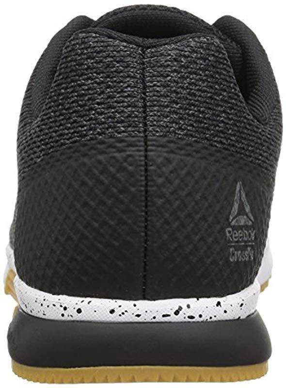 1235e8e9414d Reebok - Black Crossfit Speed Tr 2.0 D Sneaker for Men - Lyst. View  fullscreen
