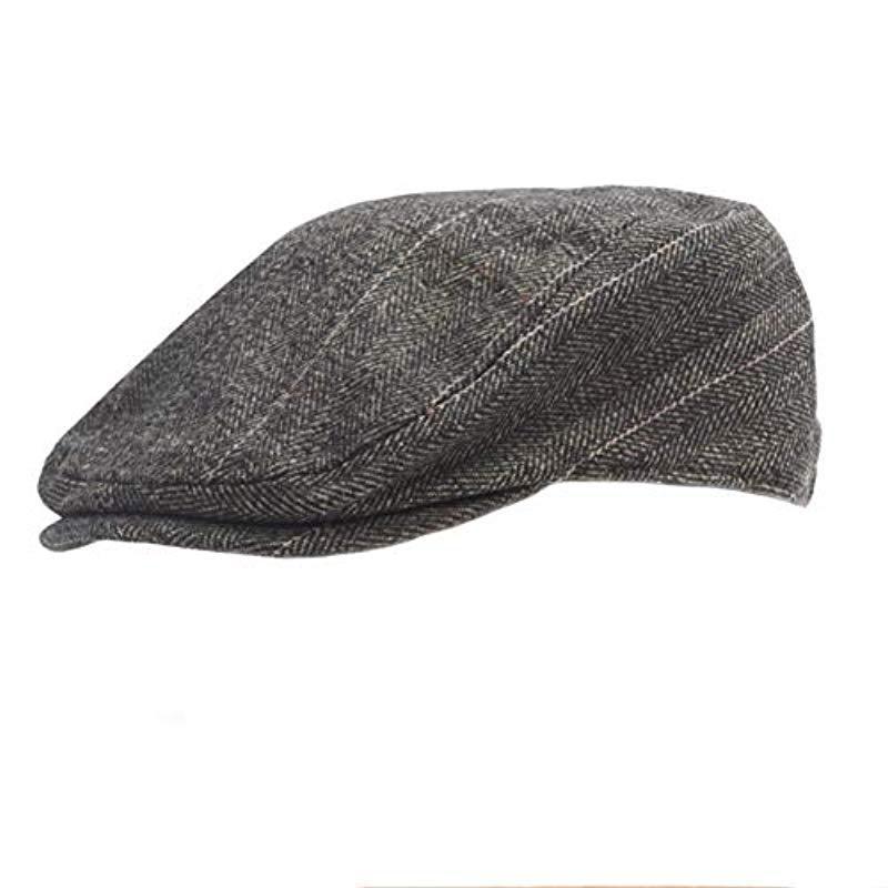 Lyst - Dockers Ivy Newsboy Hat in Brown for Men 3e343ab25eaf
