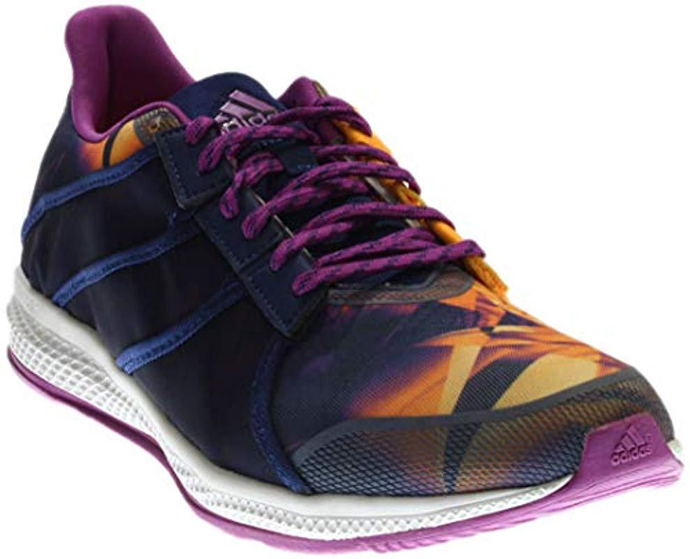 best website 984bc a5c2f adidas. Women s Purple Performance Gymbreaker Bounce Cross-trainer Shoe