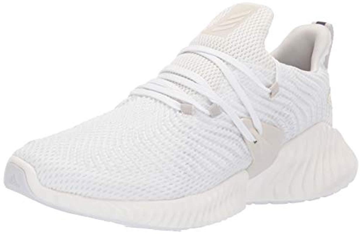 quality design 411ec d4e2d adidas. Mens White Alphabounce Instinct ...