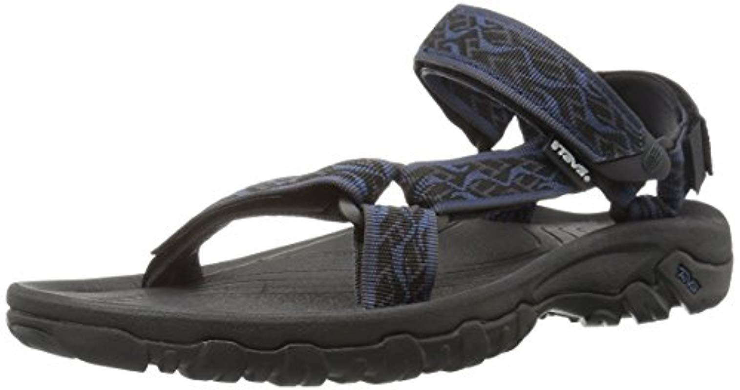 dab5a3cbc Lyst - Teva Hurricane Xlt2 M s Ankle Strap Sandals in Blue for Men
