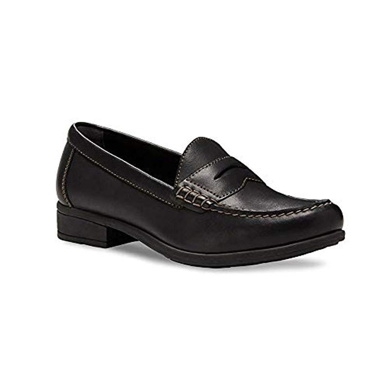 a06d64480e9 Lyst - Eastland Roxanne Penny Loafer in Black - Save 1.1111111111111143%