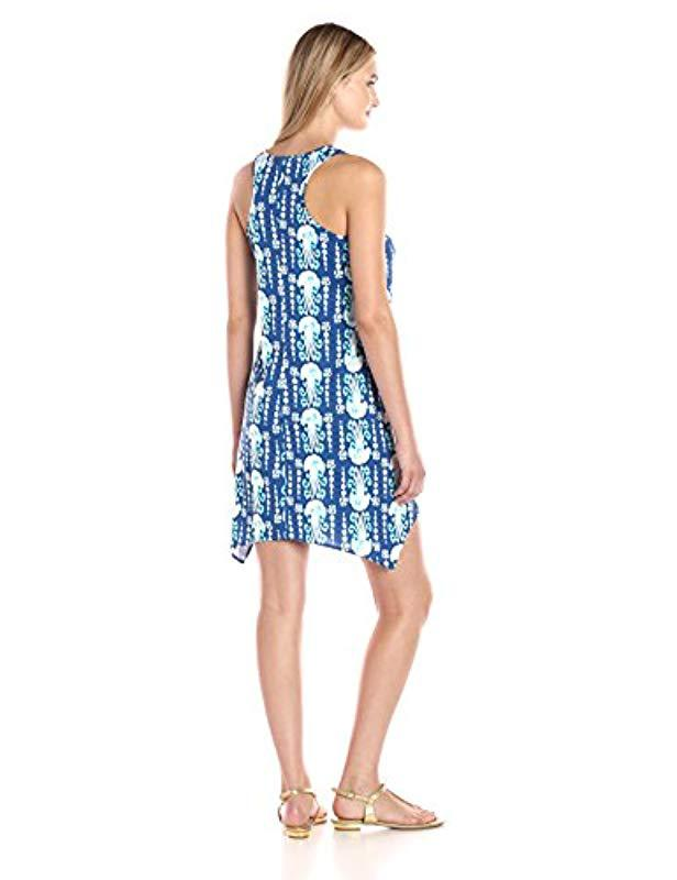 66f0bfc0ddb Lyst - Lilly Pulitzer Melle Dress in Blue