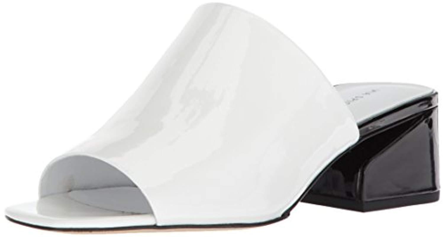 ec11c2de6ddf Lyst - Via Spiga Porter Slide Sandal - Save 26%