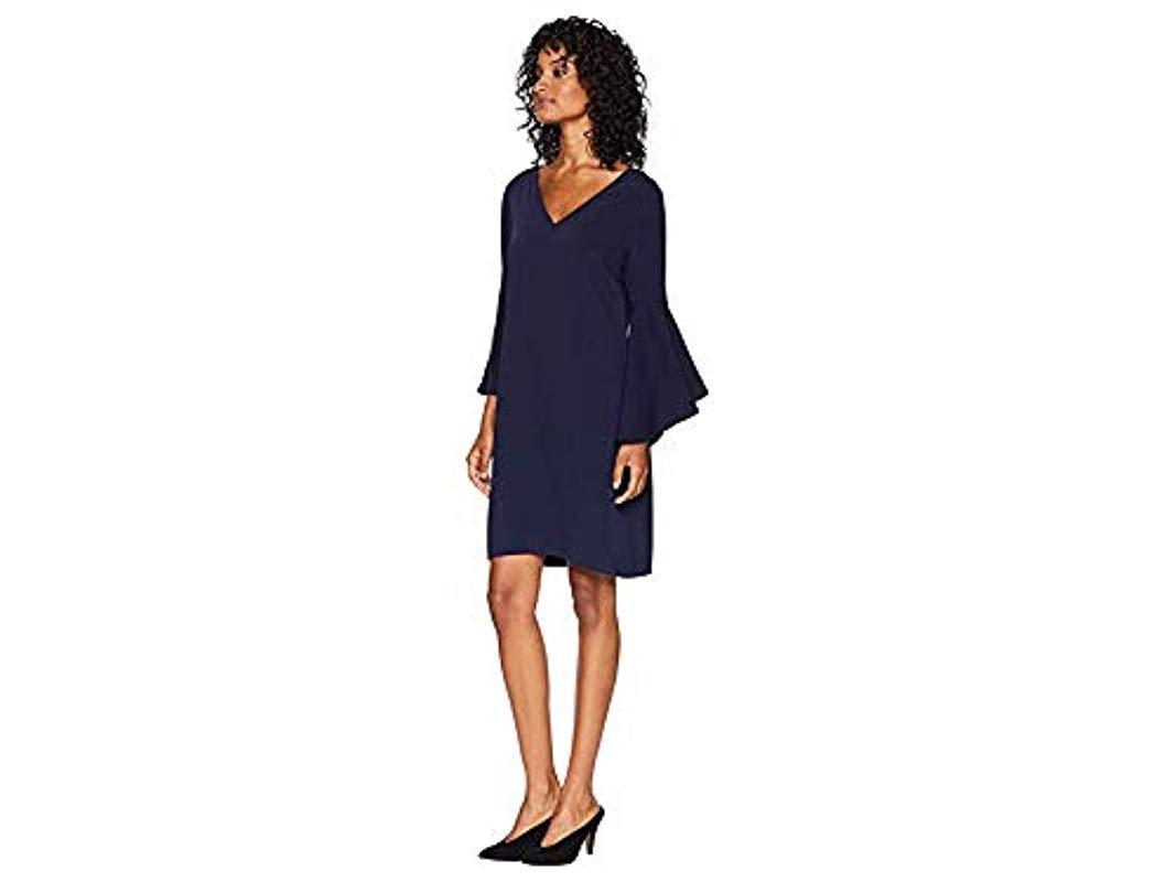 04d5531dd3c8 Trina Turk Nico Dress (indigo) Dress in Blue - Save 70% - Lyst