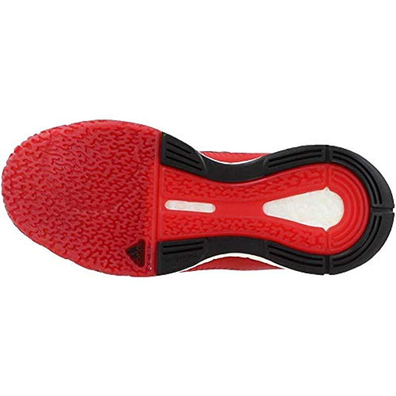 8227ff69acce99 Adidas Originals - Red Crazyflight X Volleyball Shoe - Lyst. View fullscreen