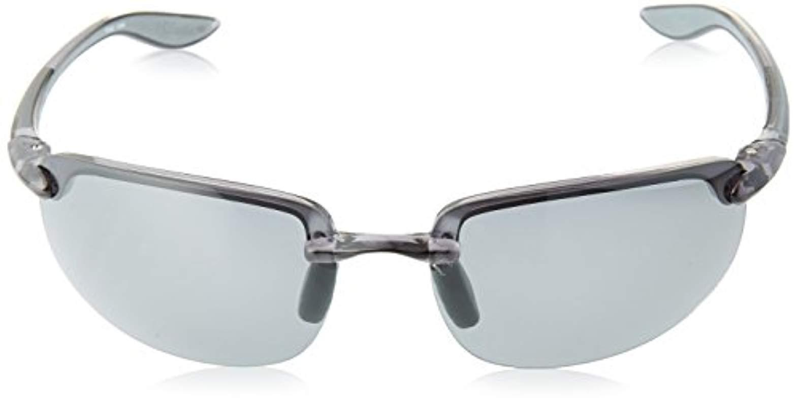 ab4dc7c9aa Columbia - Gray Unparalleled Oval Sunglasses for Men - Lyst. View fullscreen