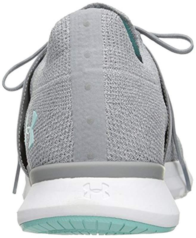 online retailer 73766 3af06 Women's Gray Speedform Slingwrap Running Shoe
