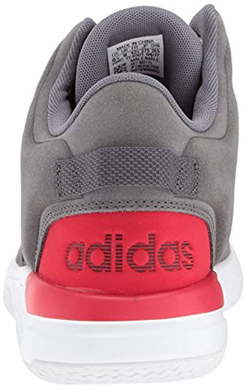 finest selection 77cba dd04b Adidas - Gray Cf Revival Mid Basketball Shoe for Men - Lyst. View fullscreen