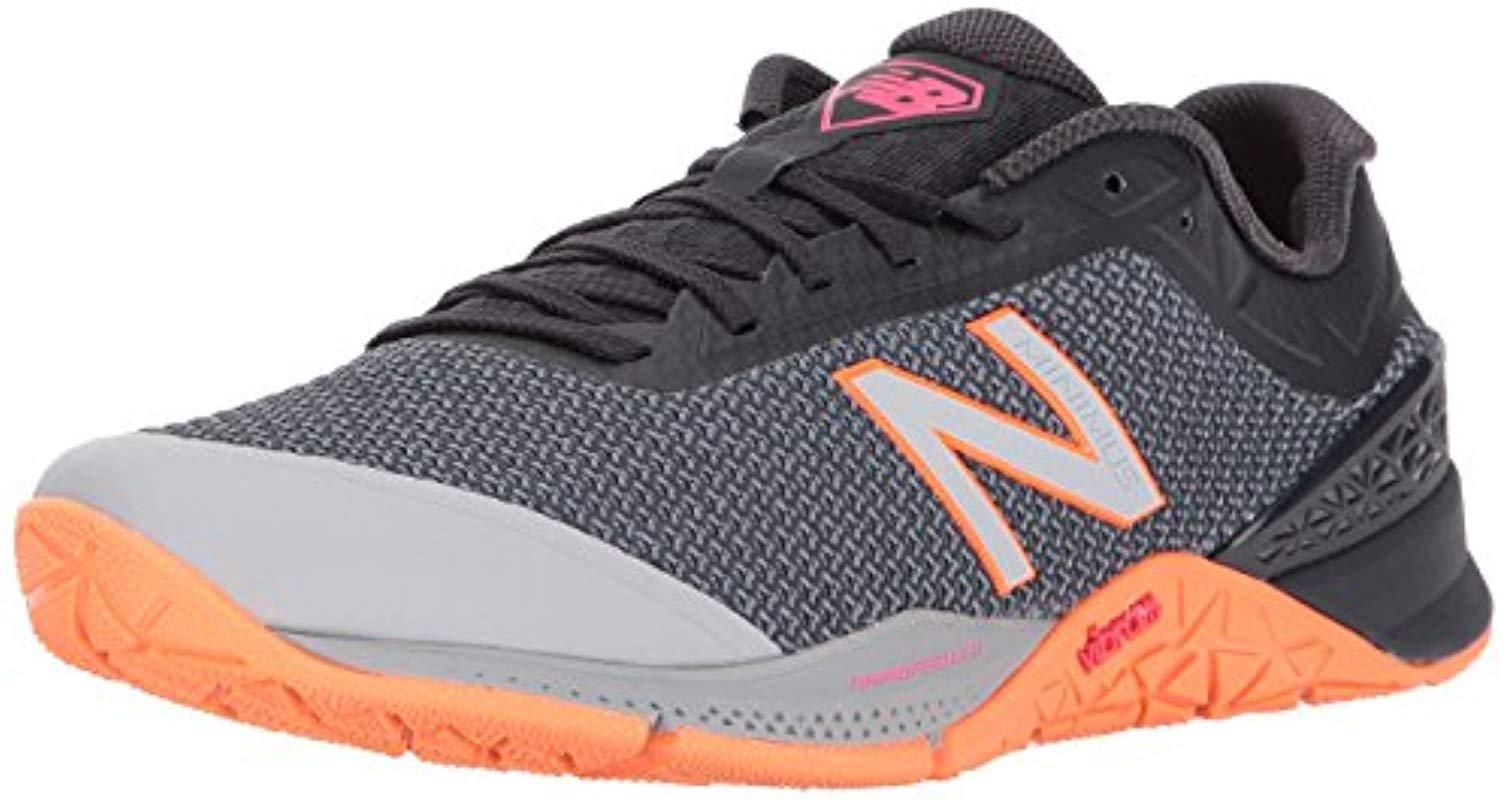 ee9ca1f7030455 Lyst - New Balance 40v1 Minimus Training Shoe - Save 45.378151260504204%