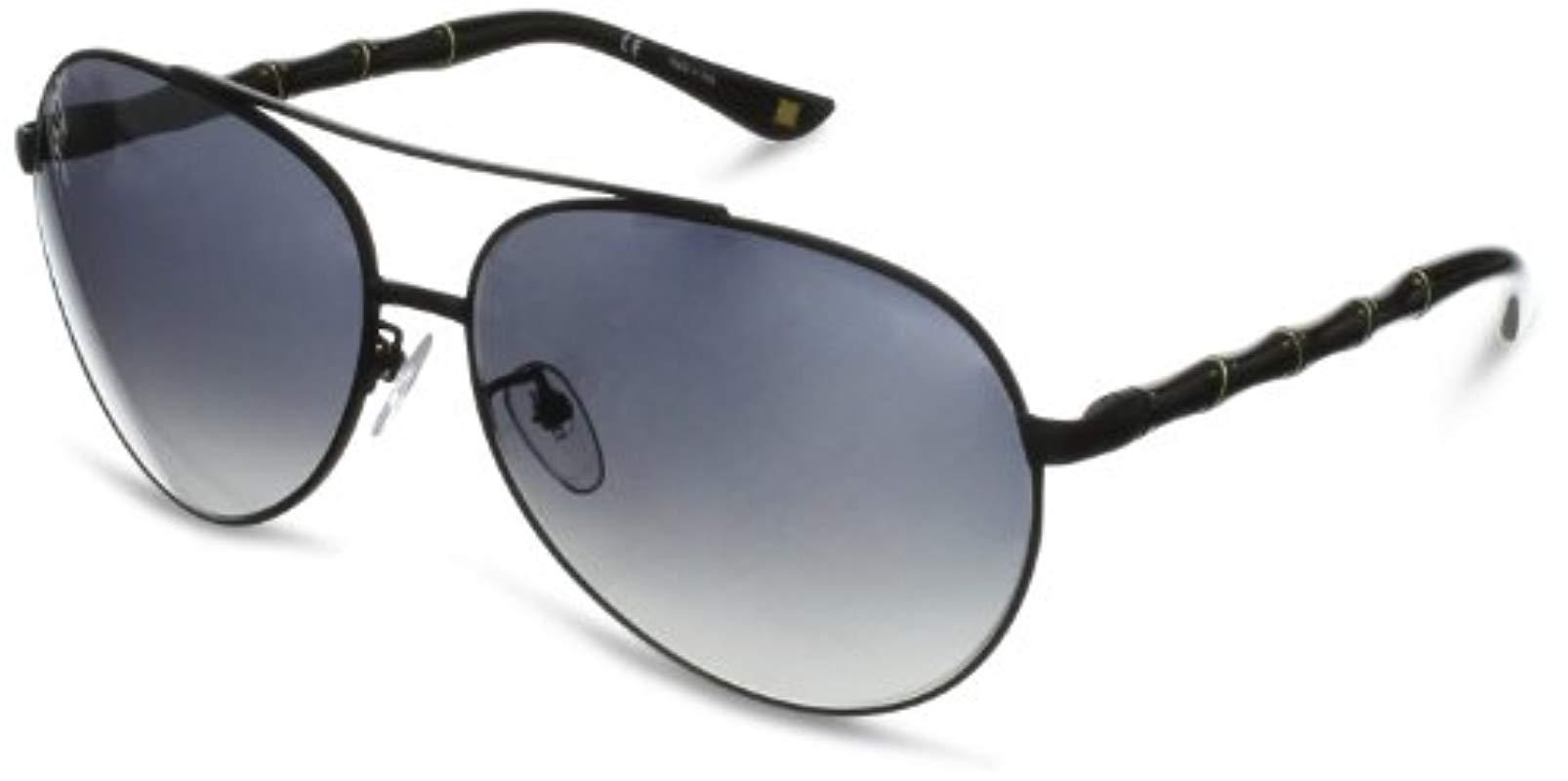 5fe61930612 Lyst - ESCADA Sunglasses Ses775-531x Aviator Non-polarized ...