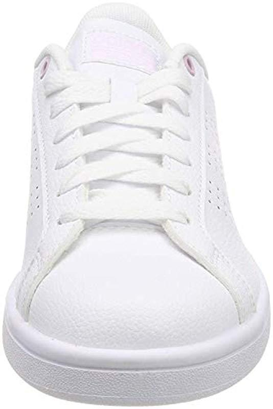 official photos 83f83 538d7 Lyst - Adidas Cf Advantage Cl Sneaker in White