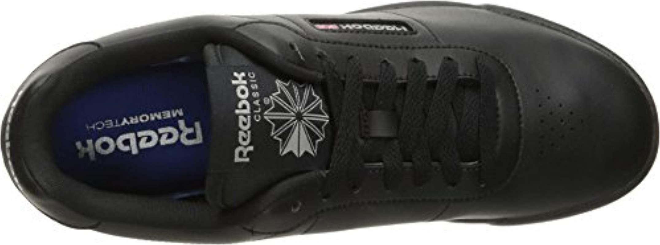 ac805e22d54 Reebok - Black Princess Lite Classic Shoe - Lyst. View fullscreen