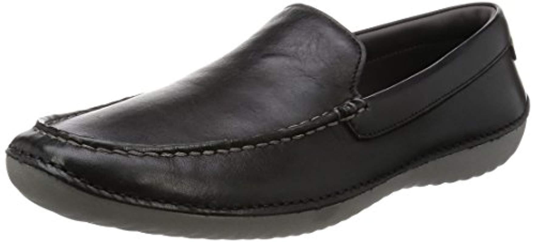 5f497b0c3b0 Lyst - Cole Haan Motogrand Roadtrip Venetian Slip-on Loafer in Black ...