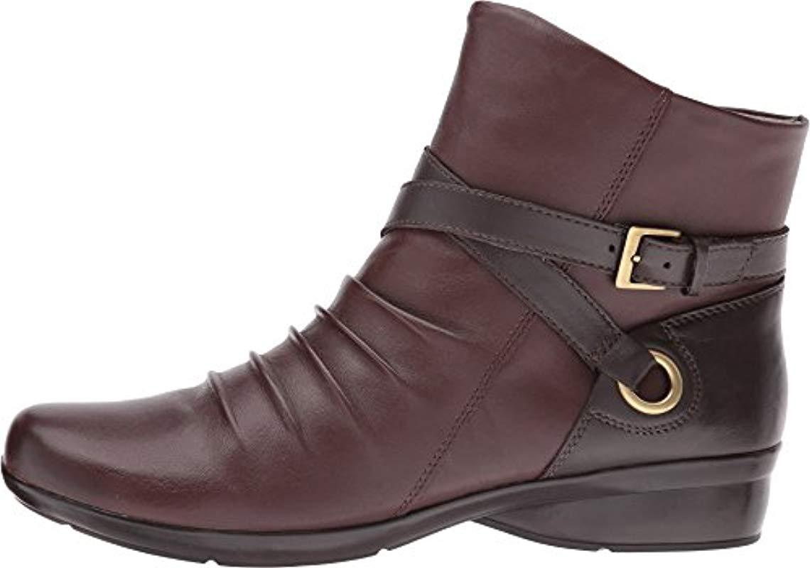 6c990cfb38d Lyst - Naturalizer Cycle Boot in Brown - Save 13%