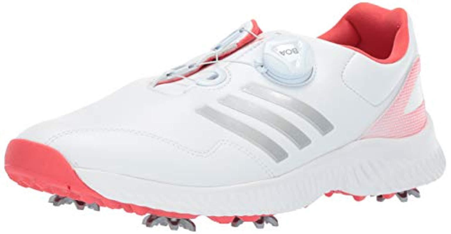 ebcf0675e0fe8 Lyst - Adidas S Response Bounce Boa Golf Shoe for Men