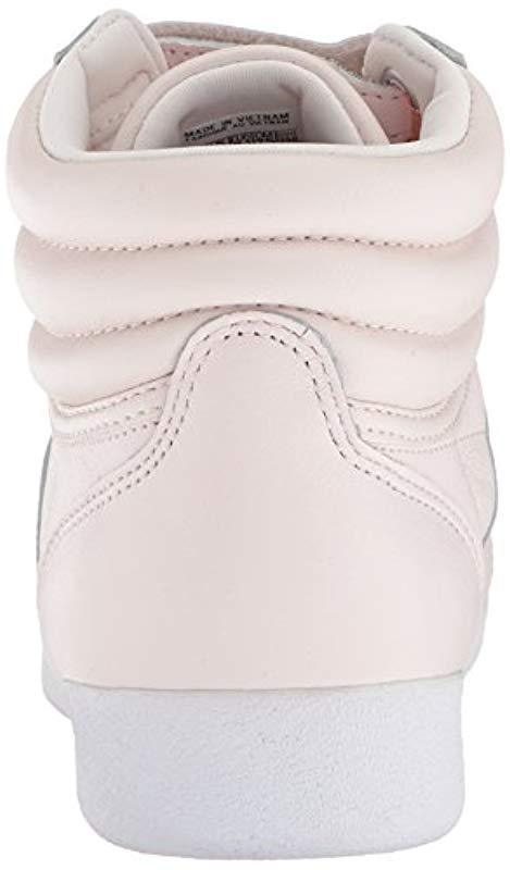 07a40a5b2baa Reebok - Pink F s Hi Muted Walking Shoe - Lyst. View fullscreen
