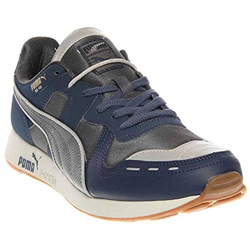 5121123e1a76bf Lyst - Puma Rs 100 Aw Fashion Sneaker in Blue for Men