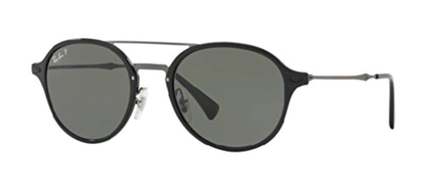 6c4881144a Lyst - Ray-Ban Rb4287 Sunglasses in Black for Men