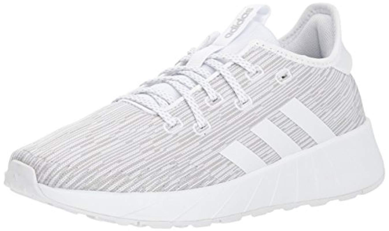 84e53e66c1c Lyst - adidas Questar X Byd Running Shoe in White - Save 44%