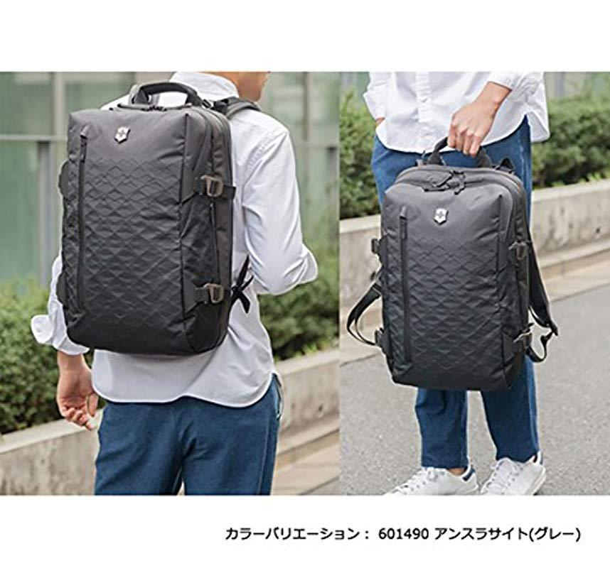 a22184178c Victorinox - Multicolor Vx Touring Laptop Backpack 17 Laptop Backpack -  Lyst. View fullscreen