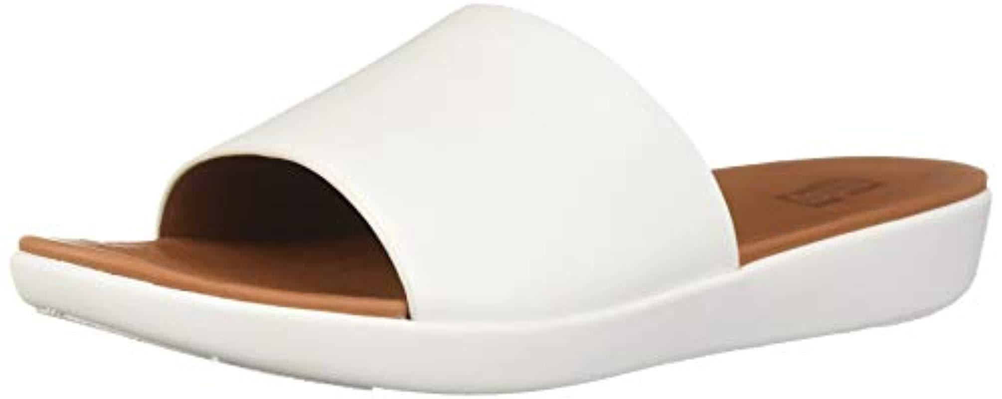 9669332f6e5 Lyst - Fitflop Sola in White
