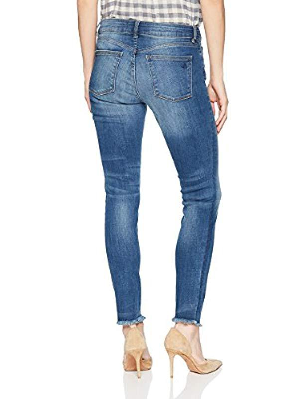 fc23a89e4e8 Lyst - DL1961 Coco Curvy Skinny Jeans in Blue - Save 55.61797752808989%
