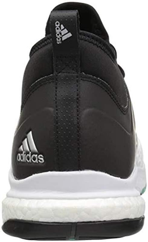 new product 87bab 706ad Lyst - adidas Shoes   Crazyflight X Mid Volleyball Shoe in Metallic ...