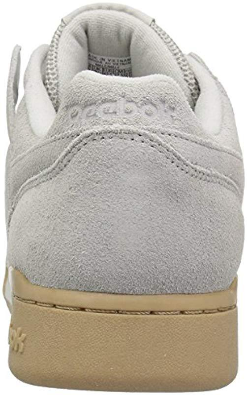 1bb4b64725823 Reebok - Gray Workout Plus Skk Cross Trainer for Men - Lyst. View fullscreen
