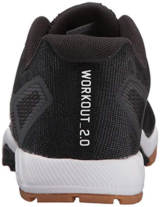 20da0f34145e Lyst - Reebok Ros Workout Tr 2-0 Cross-trainer Shoe in Black