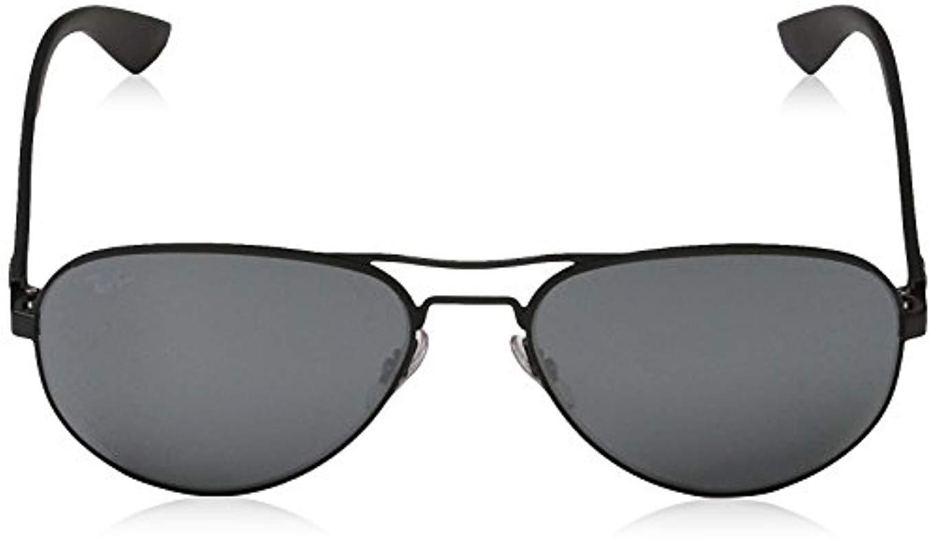 47eece81b1a Ray-Ban - Black Rb 3523 Sunglasses for Men - Lyst. View fullscreen