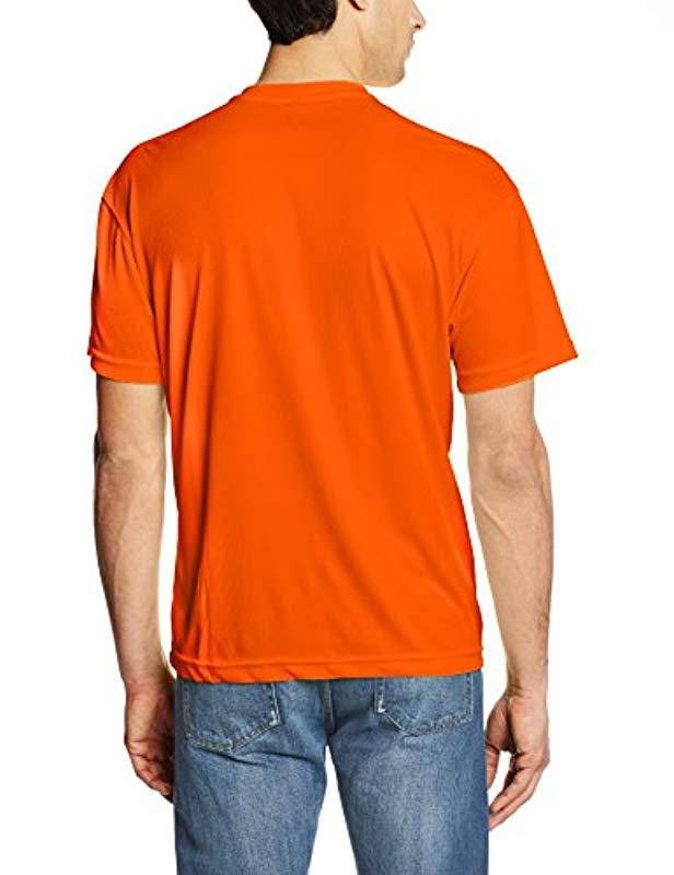 16fe070eff48 Lyst - Carhartt High Visibility Force Color Enhanced Short Sleeve Tee in  Orange for Men - Save 24%